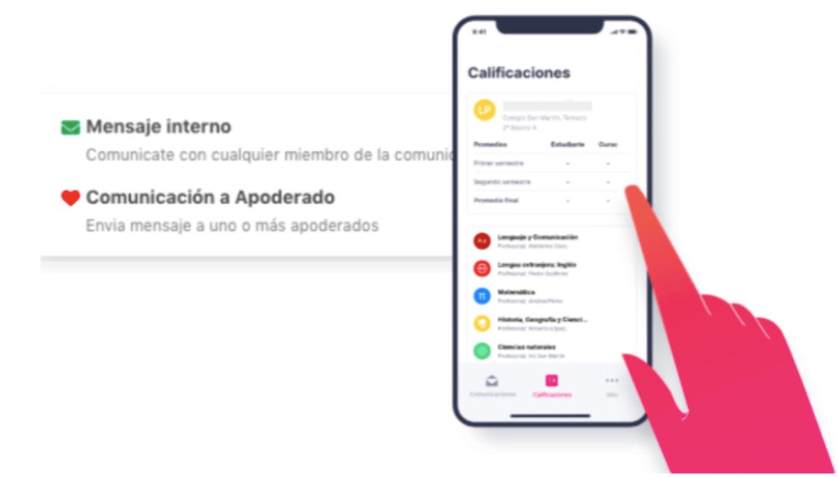 Deja atrás el WhatsApp, utiliza una app de comunicación para tu colegio